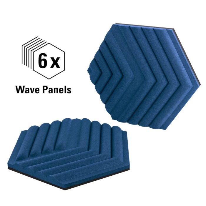 Elgato Wave Noise Reduction-Panels Startpaket Blå