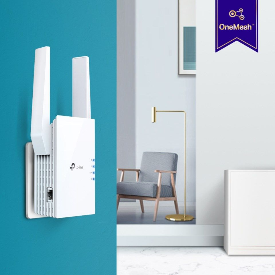 TP-link RE605X Wifi-repeater AX1800