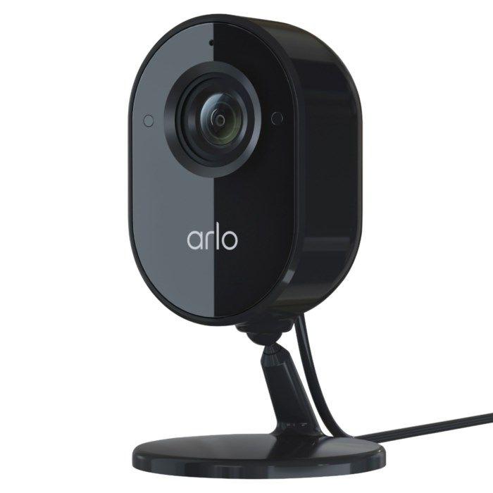 Arlo Essential Indoor Camera Svart