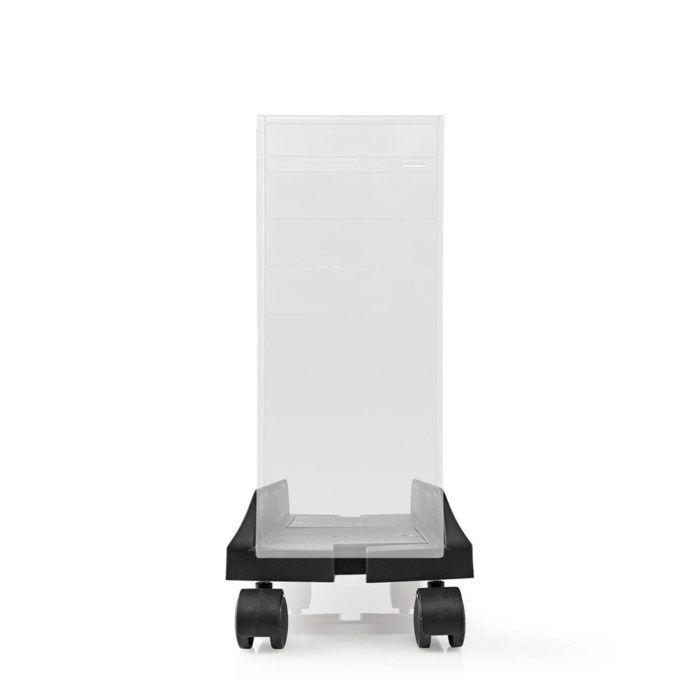 Datorhållare med hjul