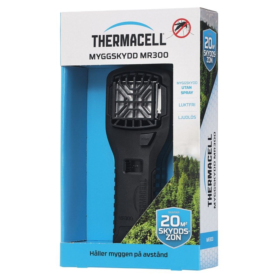 Thermacell MR300 Portabelt myggskydd Svart