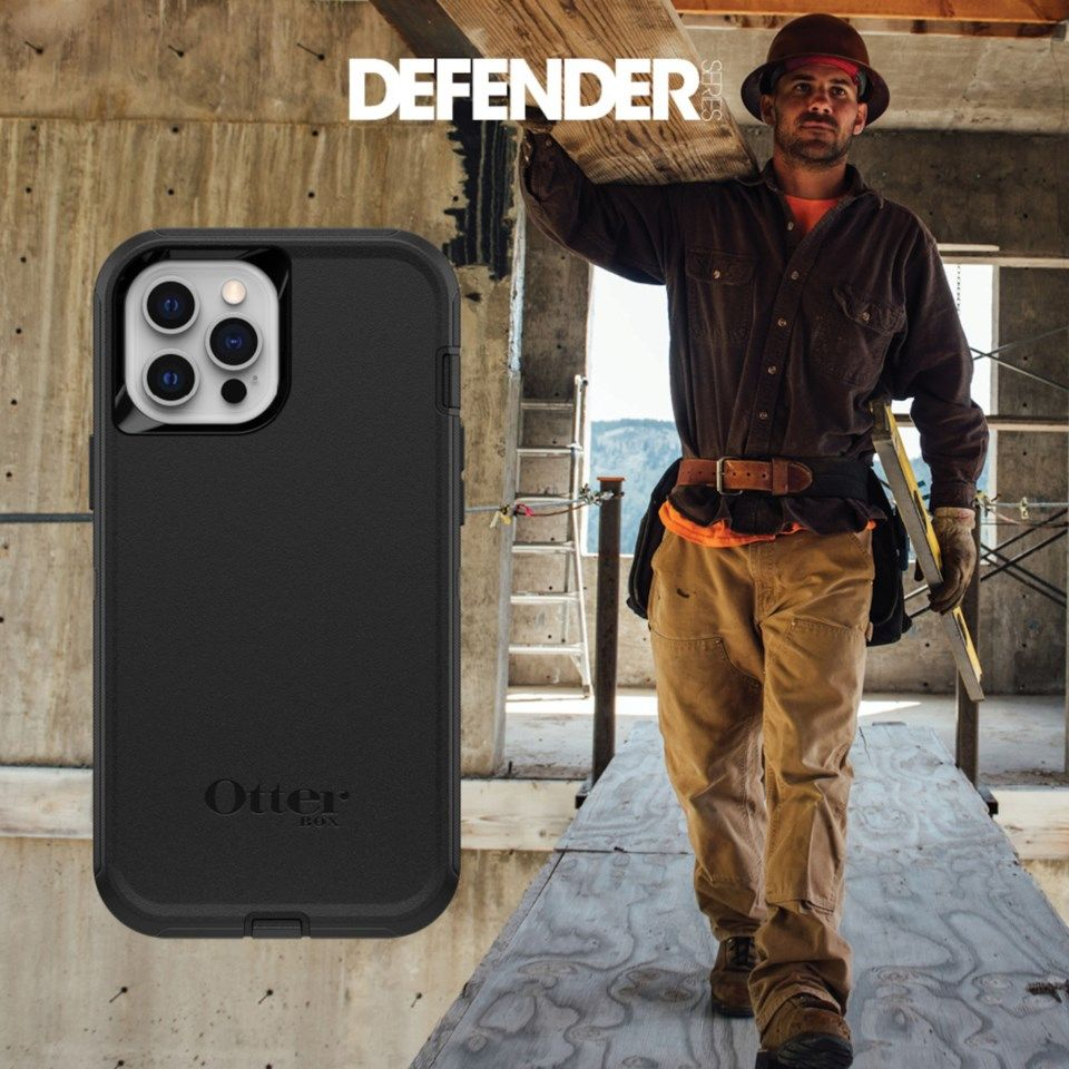 Otterbox Defender Robust deksel for iPhone 12 Pro Max