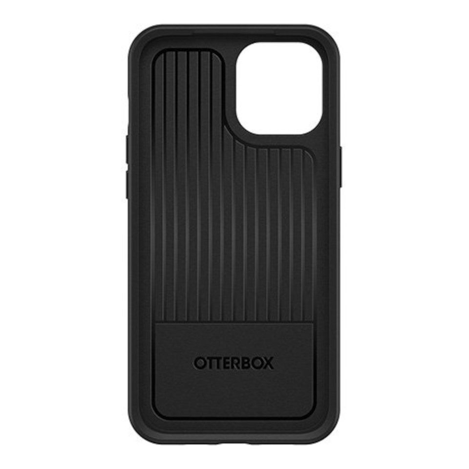 Otterbox Symmetry Robust deksel for iPhone 12 Pro Max Svart