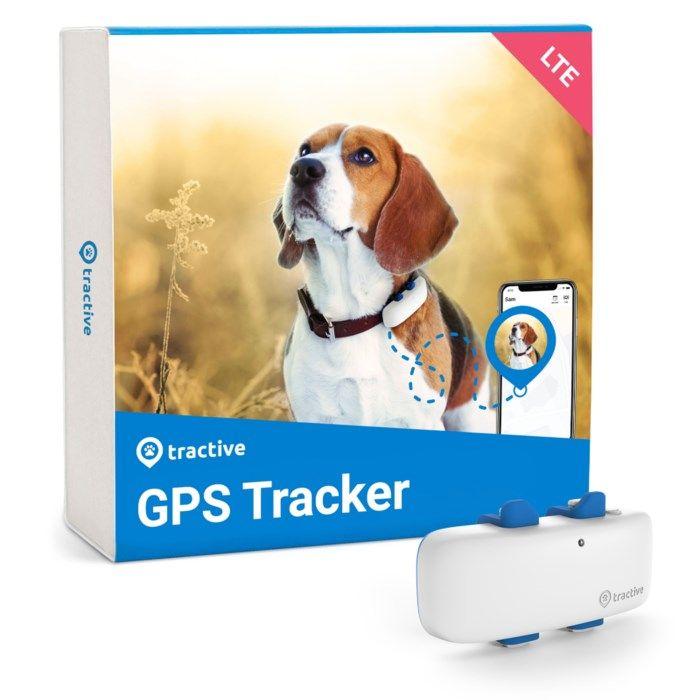 Tractive GPS Dog 4 GPS-tracker för hund