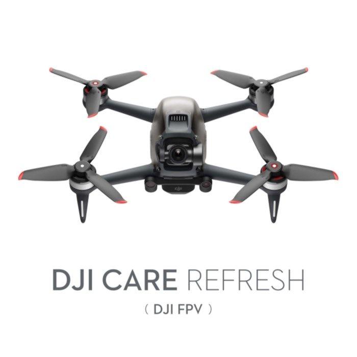 Dji FPV Care 1 Year Refresh Skyddsplan