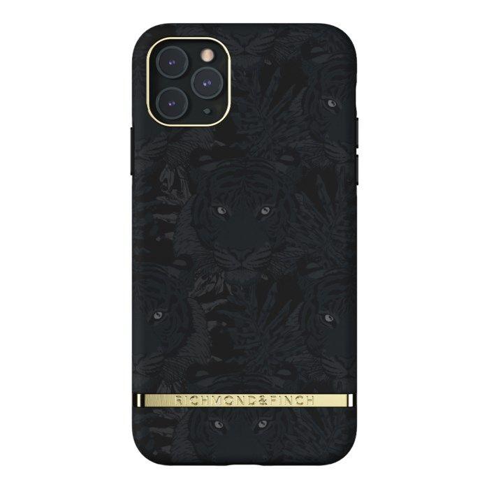 Richmond & Finch Black Tiger Mobilskal för iPhone 11 Pro Max