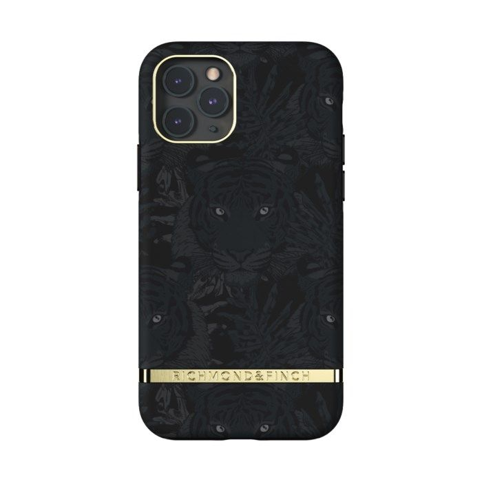 Richmond & Finch Black Tiger Mobilskal för iPhone 11 Pro