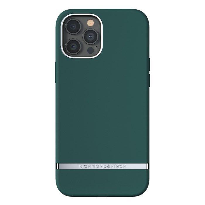 Richmond & Finch Forest Green Mobilskal för iPhone 12 Pro Max