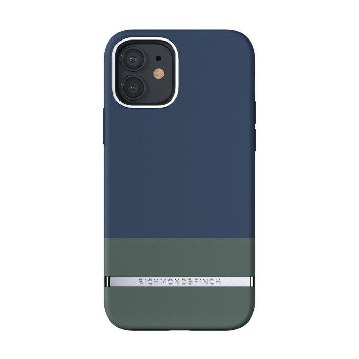 Richmond & Finch Dual Block Mobilskal för iPhone 12 och 12 Pro