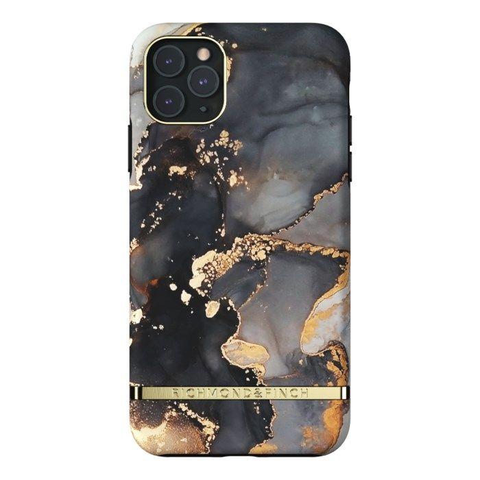 Richmond & Finch Gold Beads Mobilskal för iPhone 11 Pro Max