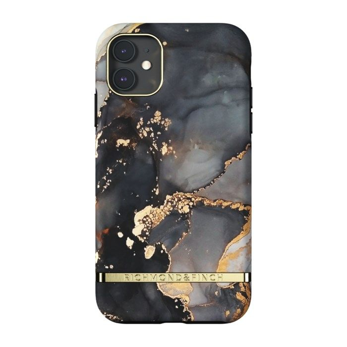 Richmond & Finch Gold Beads Mobilskal för iPhone 11
