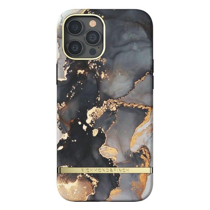 Richmond & Finch Gold Beads Mobilskal för iPhone 12 Pro Max