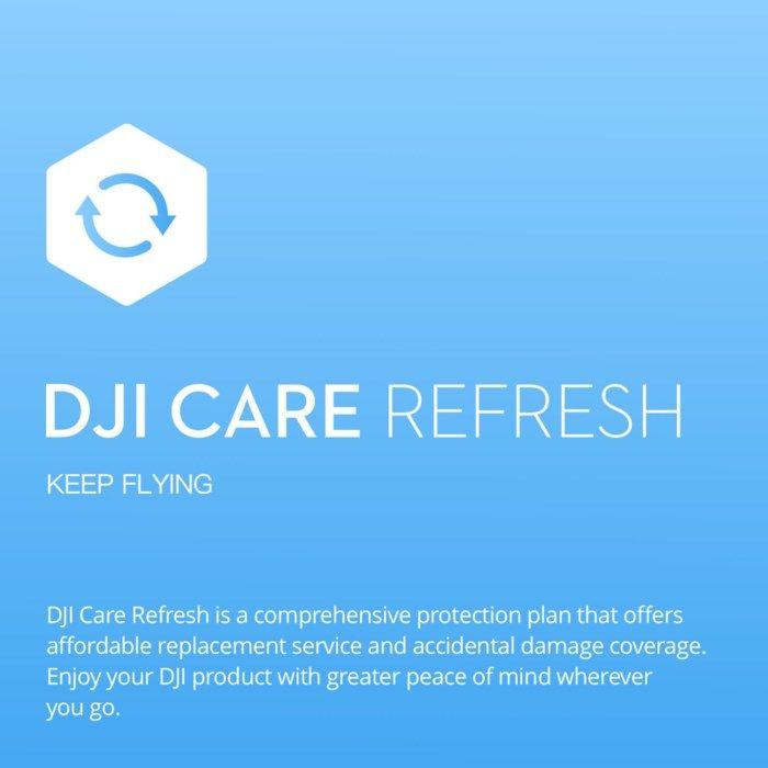 Dji Care 1 Year Refresh Skyddsplan till Air 2S