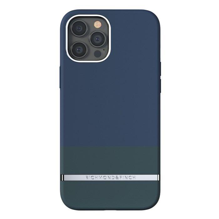 Richmond & Finch Dual Block Mobilskal för iPhone 12 Pro Max