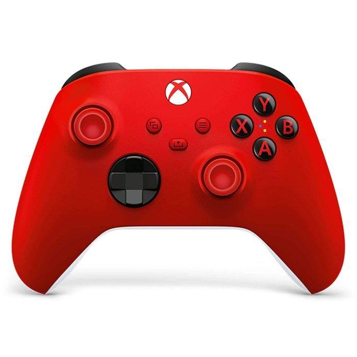 Xbox Trådlös handkontroll Röd