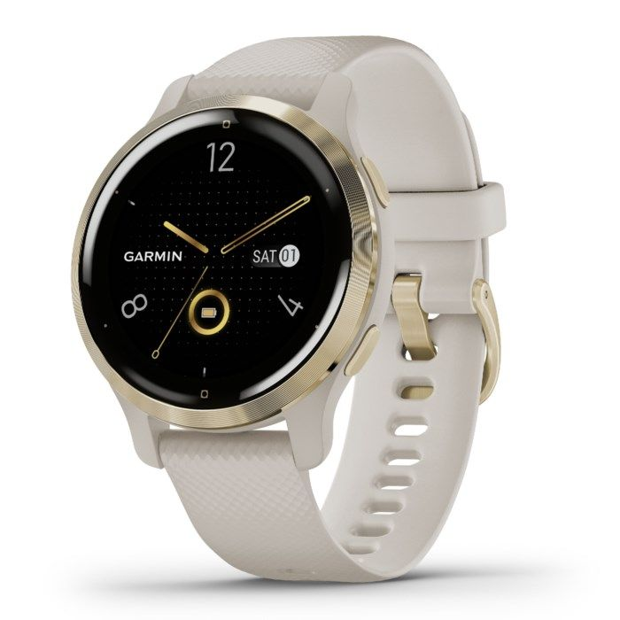 Garmin Venu 2S Smartwatch Guld