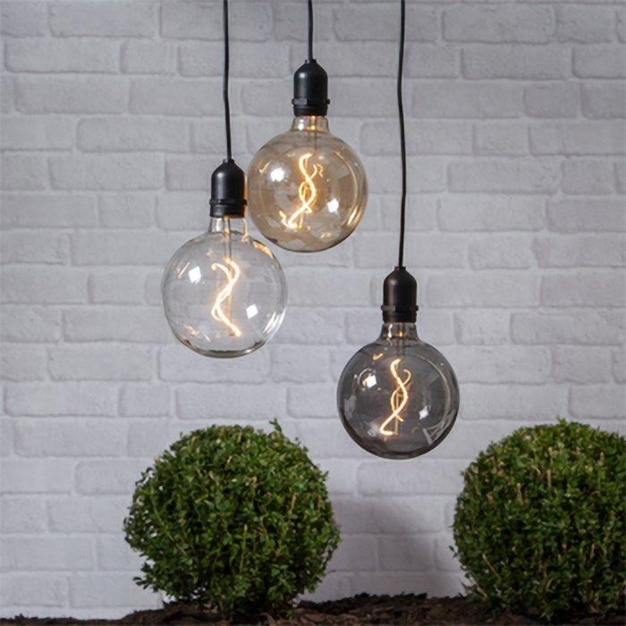 Hängande dekorationslampa