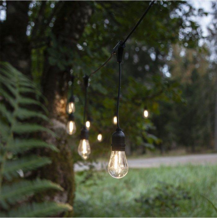 Star Trading String Light Ljusslinga 10 varmvita LED