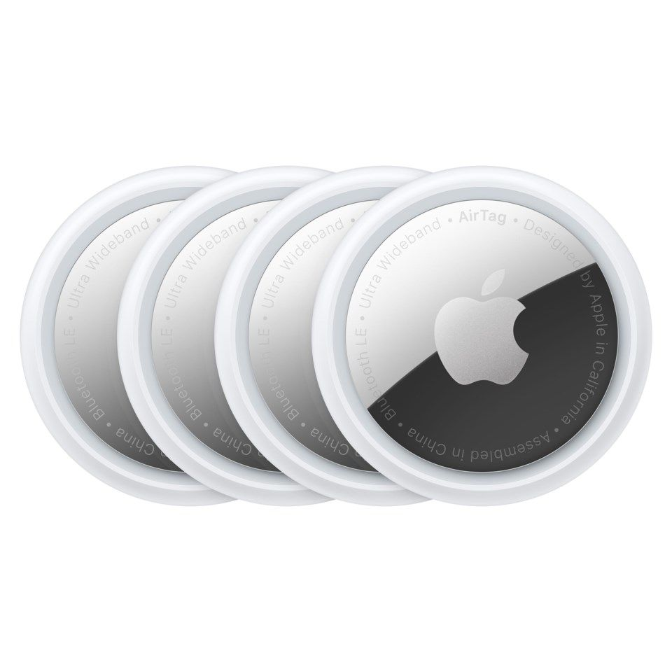Apple AirTag 4-pack