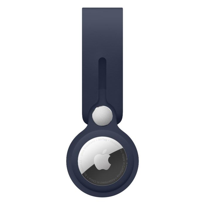 Apple AirTag-loop Blå