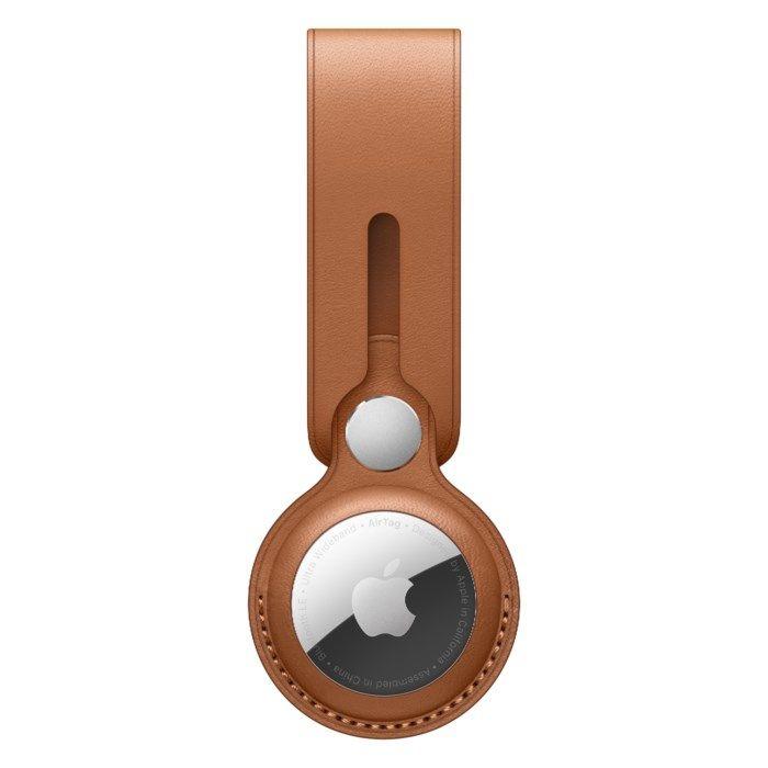 Apple AirTag-loop i läder