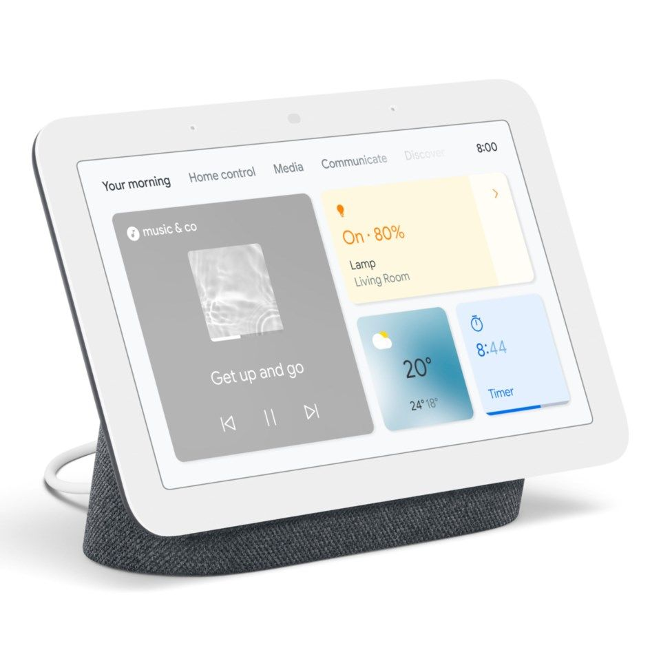 Google Nest Hub 2nd gen Kol