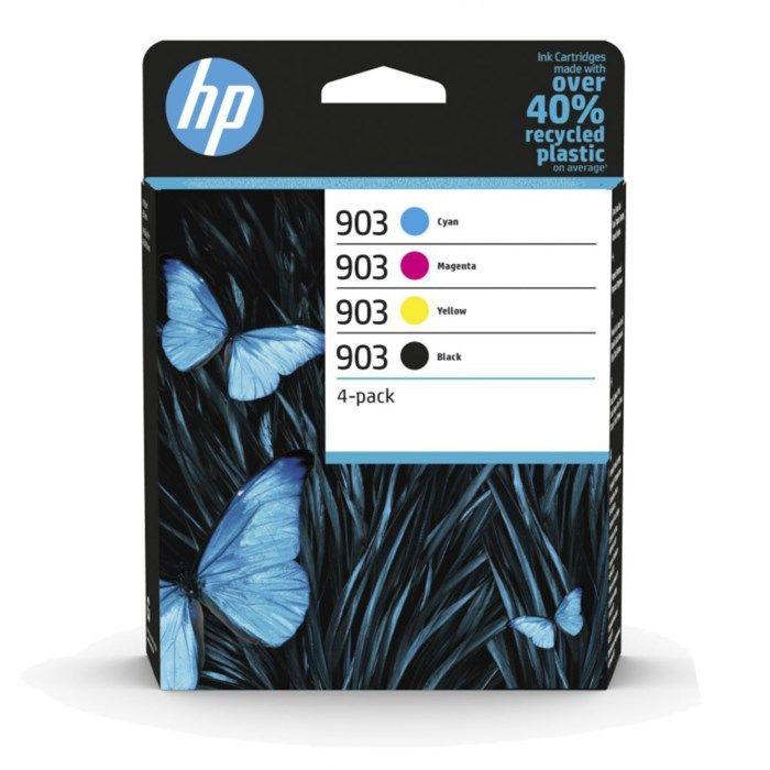 HP 903 Bläckpatroner 4-pack