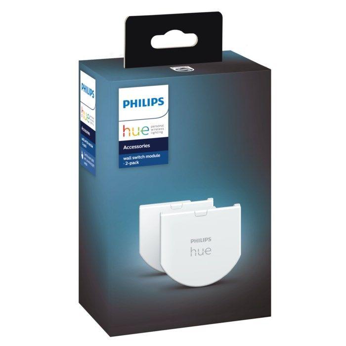 Philips Hue Väggbrytarmodul 2-pack