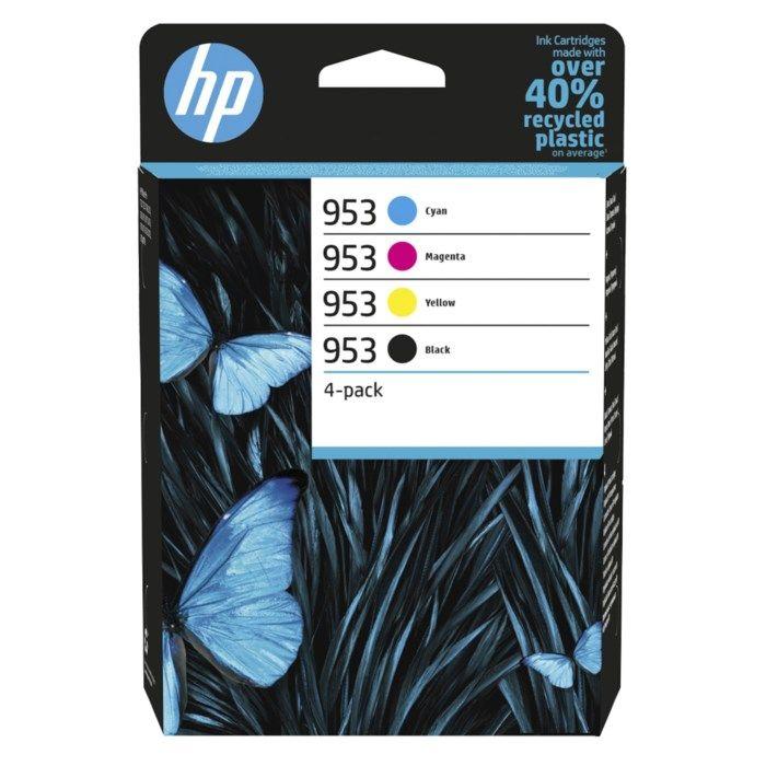 HP 953 Bläckpatroner 4-pack