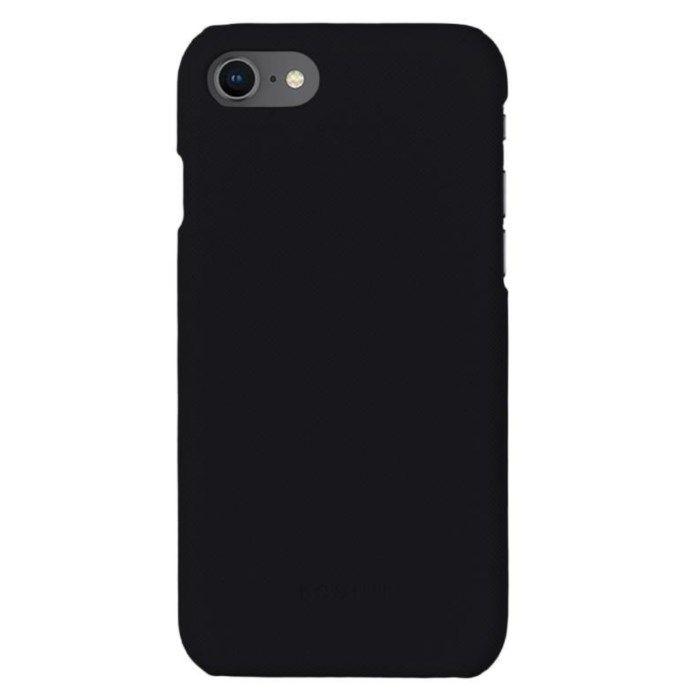 Bounir Signature Case för iPhone 6/7/8/SE Svart