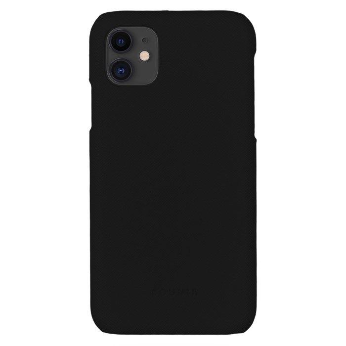 Bounir Signature Case för iPhone 11/XR Svart