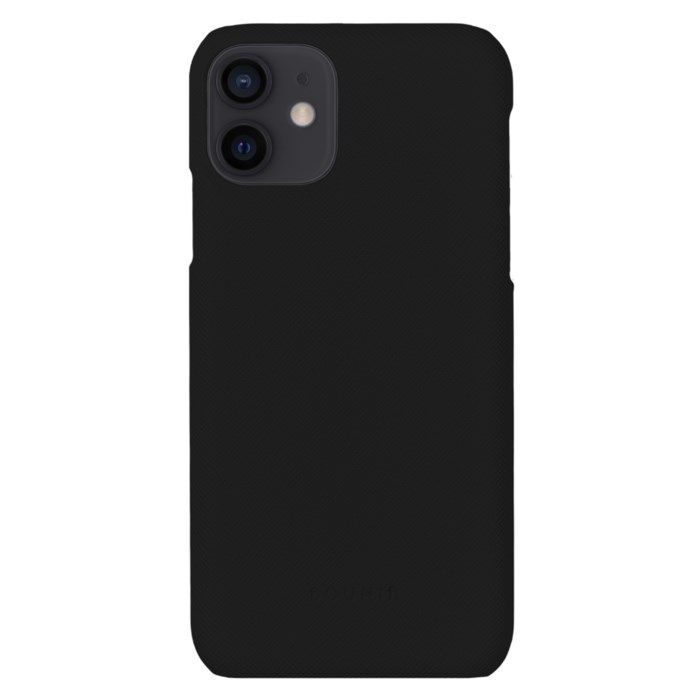 Bounir Signature Case för iPhone 12 /12 Pro Svart