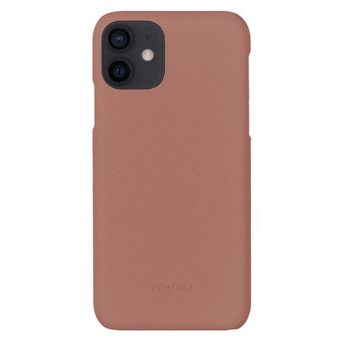 Bounir Signature Case för iPhone 12 Mini Rosa
