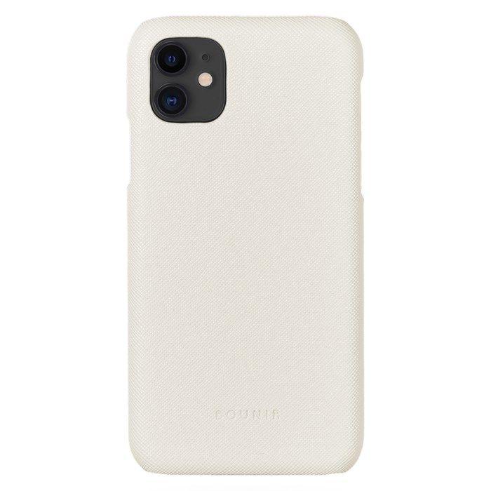 Bounir Signature Case för iPhone 11/Xr Glacier