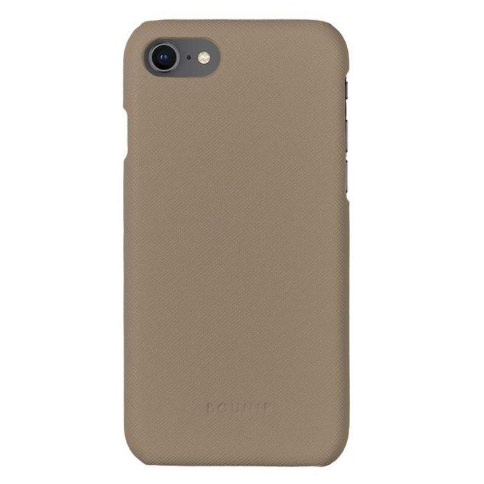 Bounir Signature Case för iPhone 6/7/8/SE Sand