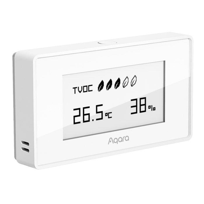 Aqara TVOC-sensor och luftkvalitetsmonitor
