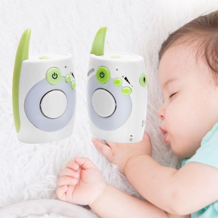 Rubicson Babyvakt med nattlampa