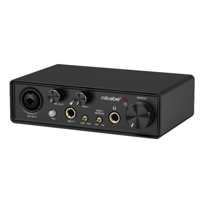 Nikabe T1 USB-interface