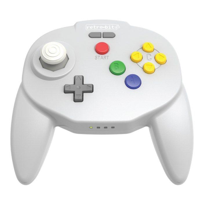 Retro-bit N64 Trådlös handkontroll