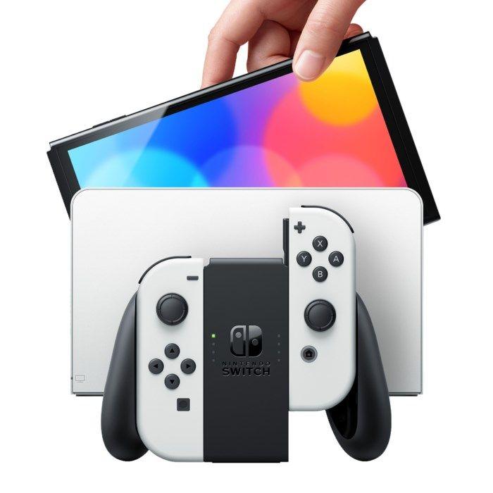 Nintendo Switch (OLED) Spelkonsol 7? Vit