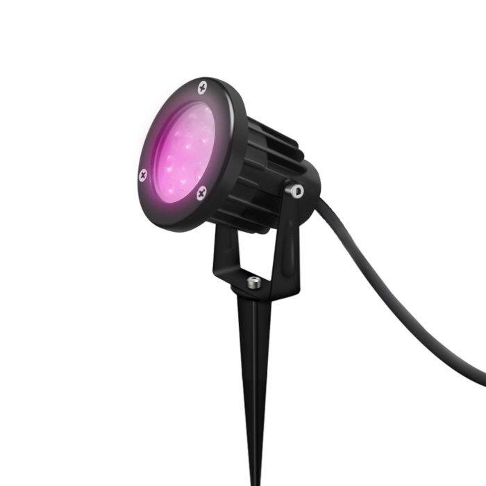 Gledopto Pro Garden Light med Zigbee RGB+CCT 7 W IP66