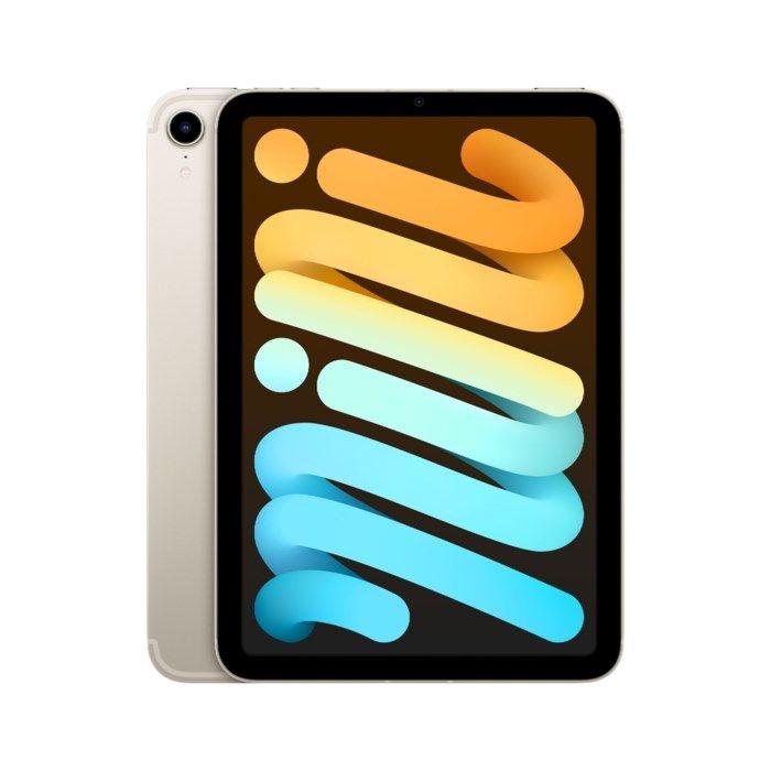 Apple iPad Mini 5G (2021) 256 GB Stjärnglans