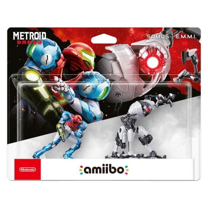 Nintendo Amiibo Samus   E.M.M.I