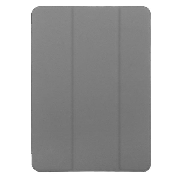 """Pomologic Book Case fodral för iPad Pro 12,9"""" Grå"""