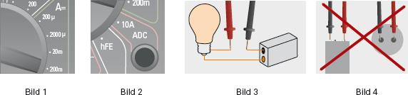 Ansluta två ampere en kondensator